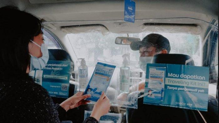 Prima Protect + Hadirkan Traveling Kit Jaga Protokol Kesehatan Saat Naik Transportasi Online