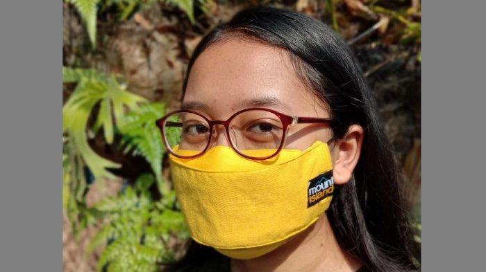 Konsumen Order Lagi, JNE Bikin Bahagia Pelaku UMKM, Kiriman Masker Sampai Rumah Tepat Waktu