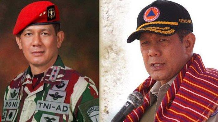 Doa dari Keluarga Besar BNPB dan Sang Istri Doni Monardo yang Berulang Tahun, Kirim Ucapan Romantis