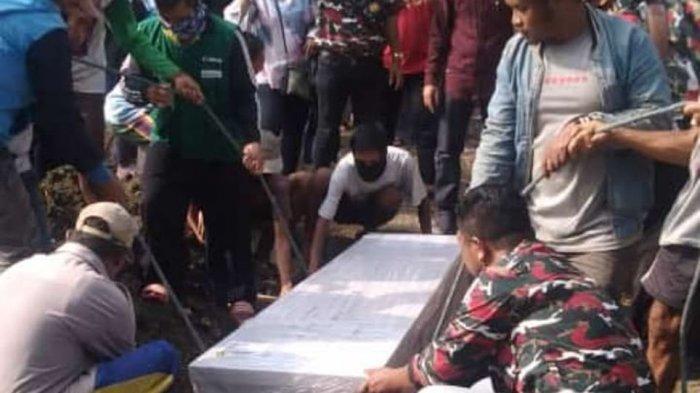 TKW Asal Sumedang Lumpuh Kecelakaan Meninggal di Malaysia, Pagi Tadi Dimakamkan