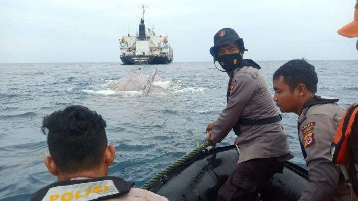 3 Korban Tewas Kecelakaan Tabrakan Kapal Sudah Berusia Lanjut