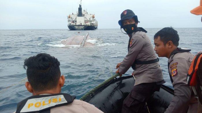 Cuaca Buruk, Tim SAR Gabungan Hentikan Sementara Pencarian Korban ABK MV Barokah Jaya di Indramayu