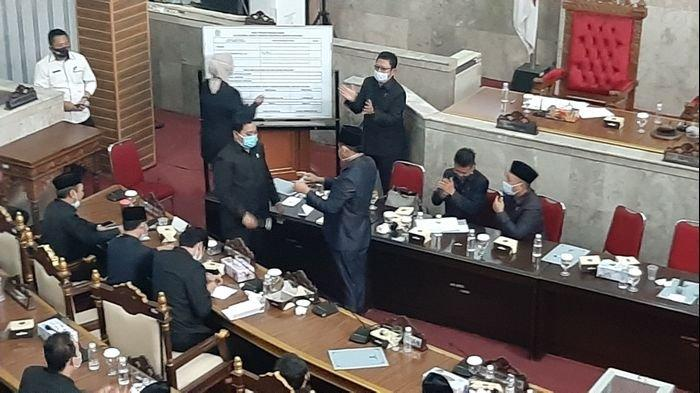 Istri Mantan Bupati Cirebon, Wahyu Tjiptaningsih Terpilih Jadi Wakil Bupati, Lawannya Dapat 1 Suara