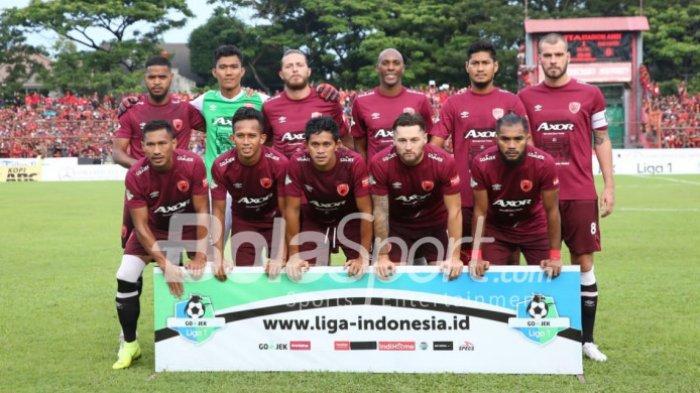 SEDANG BERLANGSUNG LIVE STREAMING PSM vs Persija Final Piala Indonesia, Sementara Persija Tertinggal
