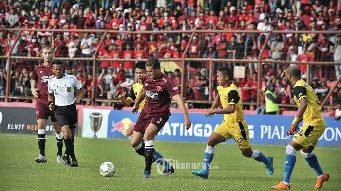 PSM Makassar Mulai Bersiap Hadapi Persib Bandung