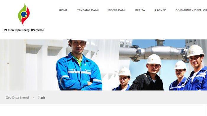 TERBARU, Lowongan Kerja BUMN di PT Geo Dipa Energi September 2021, Gaji Menarik, Daftar di Sini