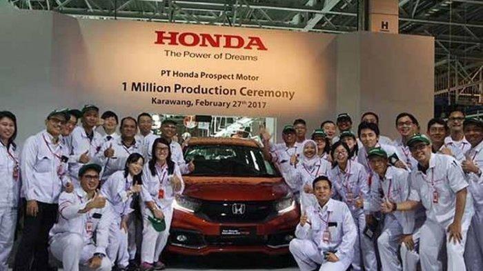 LOWONGAN Kerja Terbaru April 2021 di PT Honda Prospect Motor Penempatan di Jakarta, Daftar di Sini