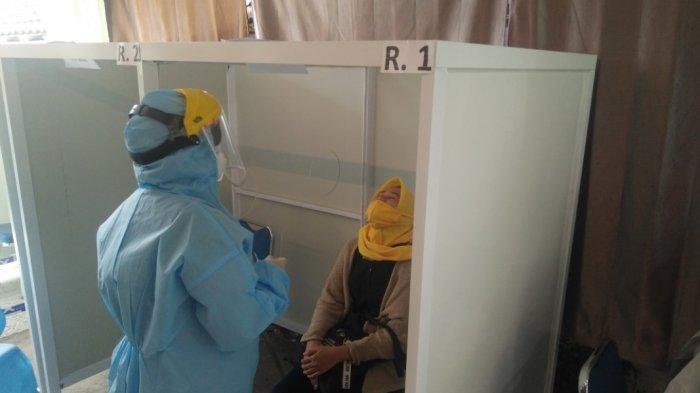 Mulai Besok, Tarif Rapid Test Antigen di Stasiun Turun Menjadi Rp 45.000, Ini Jadwal Pelayanannya