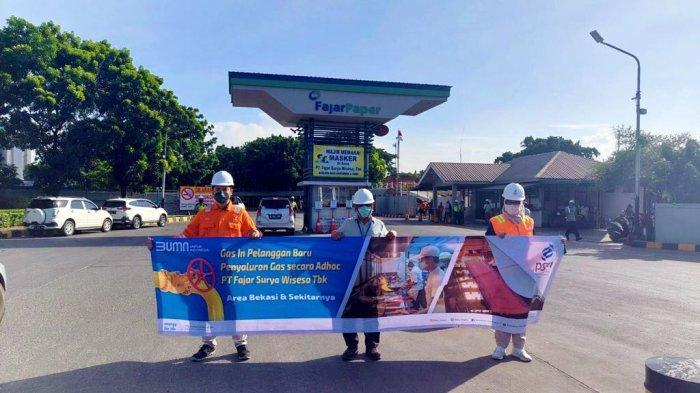 Optimasi Layanan Gas Bumi Sektor Industri, Subholding Gas Pertamina Penuhi Kebutuhan Gas di Bekasi