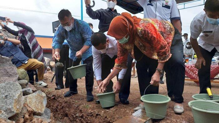 Lima Bulan Setelah Longsor di Cimanggung Sumedang, SMF Bangun Rumah Trauma Healing