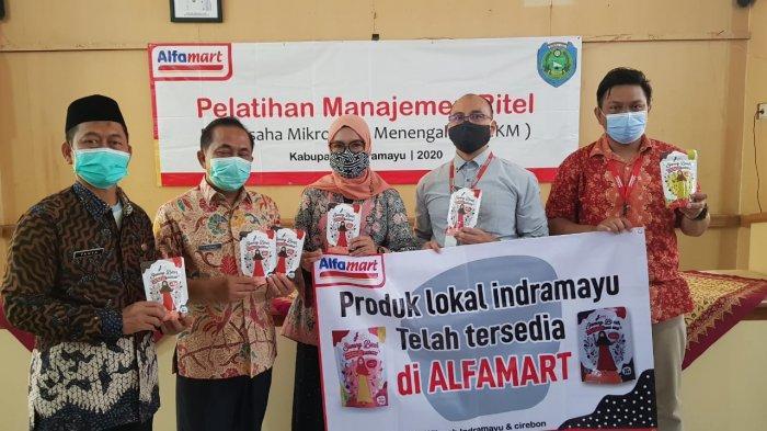 Alfamart Gandeng Produk Lokal Berkualitas untuk Dipasarkan di Jaringan Minimarket Alfamart