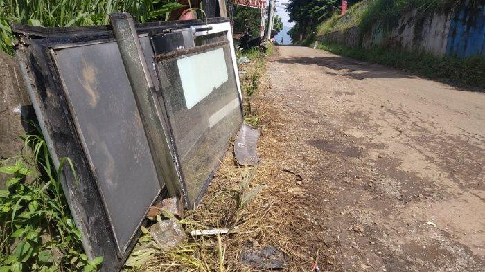 Warga Ogah Pindahkan Puing Kecelakaan Bus Kramat Jati, Ternyata Ini Alasan Mereka