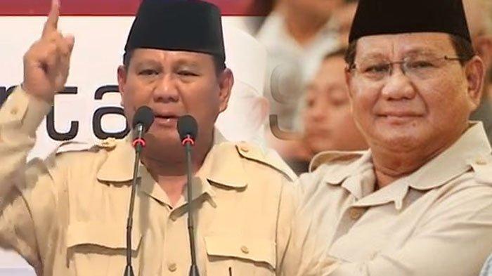 Jelang Sidang Gugatan Pilpres di MK, Prabowo Larang Pendukung Datang dan Unjuk Rasa