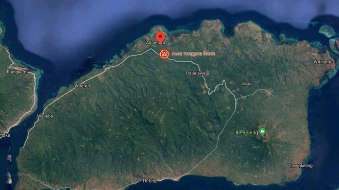 Mengenal PULAU ADONARA yang Disebut Pulau Pembunuh, Banjir Bandang Kemarin Sudah Tewaskan 44 Orang