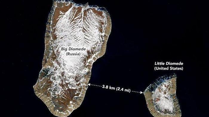 Dua Pulau Ini Sangat Dekat, Namun Punya Perbedaan Waktu Sangat Lama, Tak Bisa Masuk Sembarangan