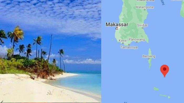 Lantigiang, Pulau Cantik Tempat Penyu Bertelur, Diklaim Milik Keluarga, Dijual 900 Juta, Sudah Di DP