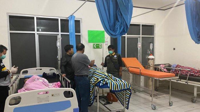 BREAKING News, Puluhan Warga di Jampangtengah Sukabumi Keracunan Es Cendol saat Berbuka Puasa