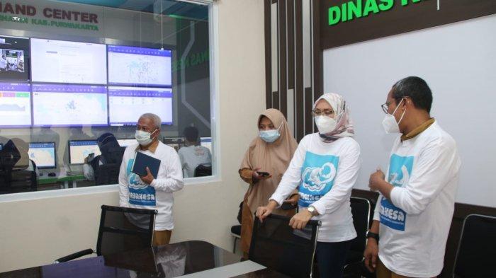 Purbakesa, Warga Purwakarta Bisa Akses Info Layanan Kesehatan, Mulai Obat hingga Rawat Inap