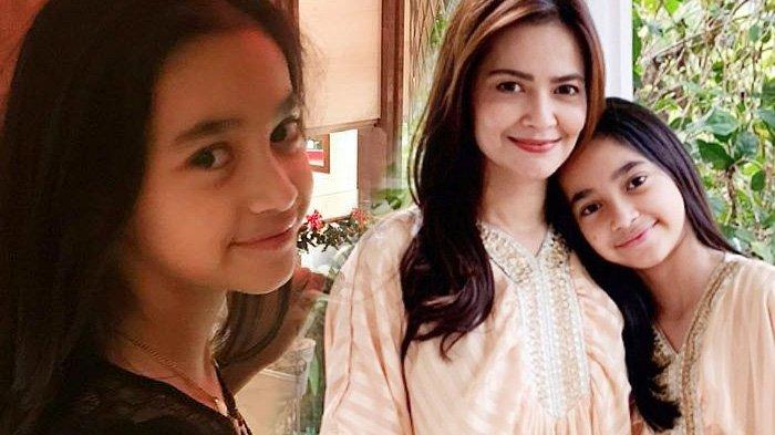 Putri Semata Wayang Cut Tari, Cantik Sekali Seperti Ibunya, Rupanya Atlet Terkenal Banyak Prestasi