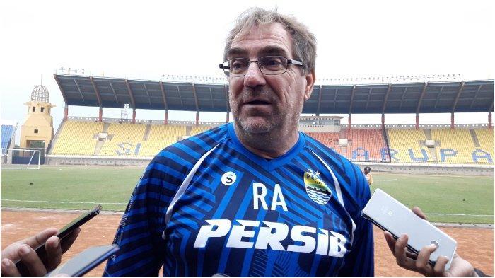 Venue Persib Bandung vs Persija Jakarta Belum Jelas, Robert Alberts: Lebih Baik di Singapura