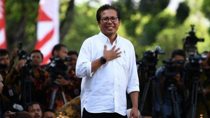 Jubir Jokowi Kini Jadi Komisaris BUMN PT Waskita Karya, Fadjroel Rachman: Doakan Saya Tetap Amanah