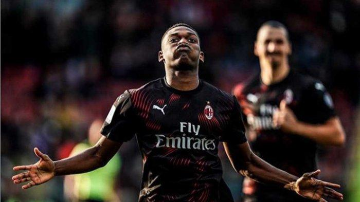Rafael Leao, Penyerang Muda AC Milan yang Sempat Diragukan, Kini Jalani 3 Laga Awal dengan Gemilang