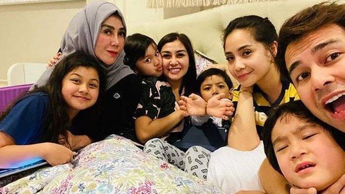 raffi ahmad family