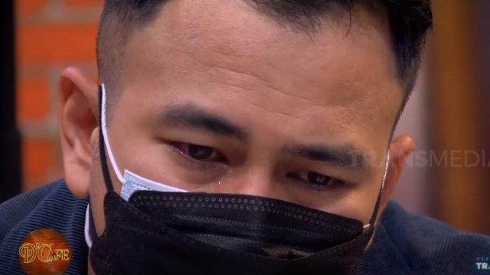 Raffi Ahmad menangis ketika mendengar ceramah dosa menyakiti istri