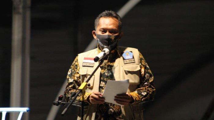 Sekda Kabupaten Cirebon Belum Tahu Kapan Stadion Watubelah Mulai Jadi Tempat Isolasi Pasien Covid