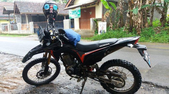 Diparkir di Halaman Mako Tagana, Sepeda Motor Ade Waluya Raib, Ketahuan saat Akan Beli Gorengan