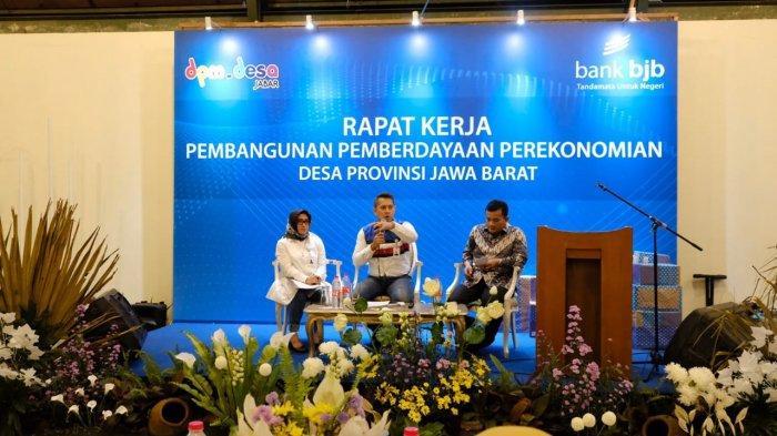 Raker Pembangunan Pemberdayaan Perekonomian Desa Provinsi Jawa Barat