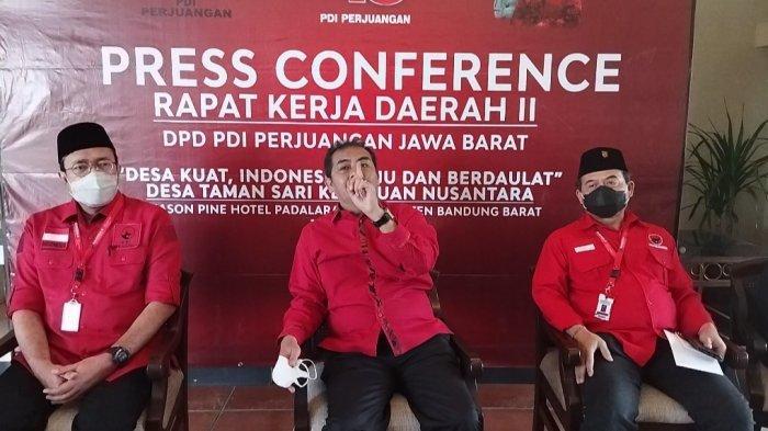 PDIP Jabar : Semoga Pertemuan Megawati - Prabowo Bisa Redam Isu Negatif, Tidak Hanya Pilpres 2024