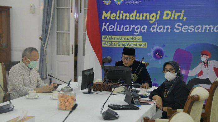 Gubernur: Jabar Tak Akan Pakai Data Covid Pusat, Desa Zona Merah Dapat Bantuan Sembako