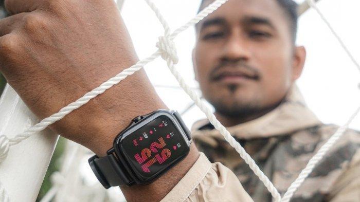 Teknologi Smartwatch, Dilengkapi Fitur Kesehatan Modern, Bisa Pantau Kadar Oksigen Dalam Darah