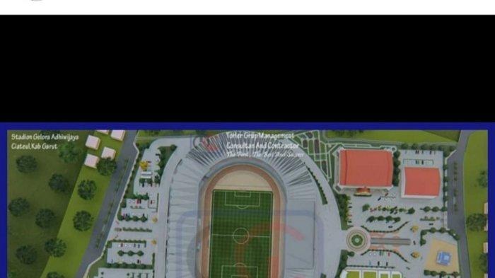 Horee, Garut Bakal Punya Stadion, Diberi Nama RAA Adiwijaya, Jadi Tempat Persigar Berlaga