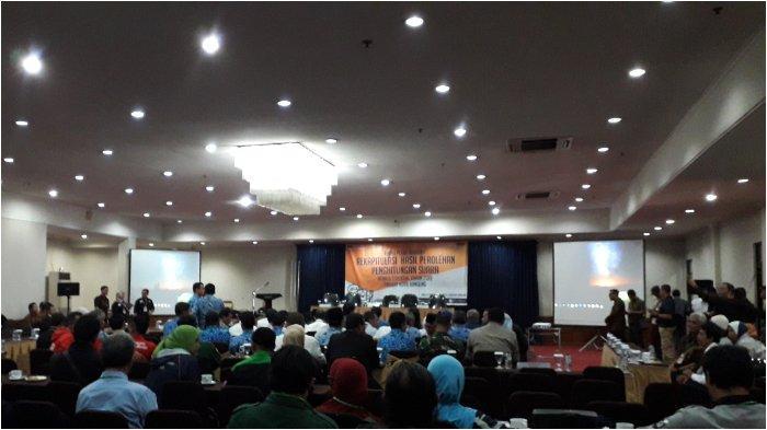 KPU Kota Bandung Gelar Rapat Pleno Rekapitulasi Suara Pemilu 2019, Dihadiri Sejumlah Pejabat