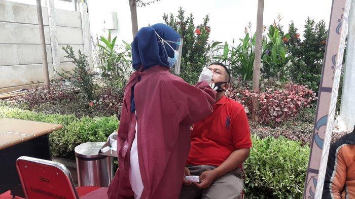 Dua Penumpang di Stasiun Cirebon Prujakan Hasil Rapid Test Antigennya Positif