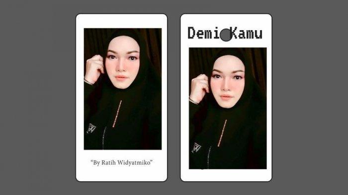 Ratih Widyatmiko Desainer Busana Muslim Itu Kini Rilis Single Pertama Berjudul ''Demi Kamu''