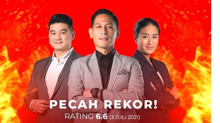 MasterChef Indonesia Raih Rating Tertinggi di Episode Ikatan Cinta, Chef Arnold Nyesek karena Absen?