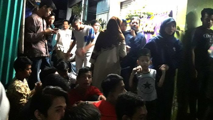 Tahlilan Malam ke-7, Ratusan Tamu Padati Rumah Duka Almarhum Ricko Andrean