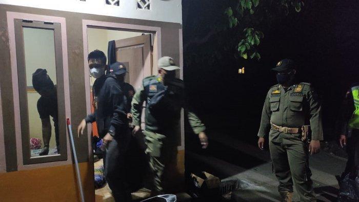 Reaksi 7 Pasangan Bukan Suami Istri di Sumedang yang Kepergok Satpol PP Sedang Ngamar di Hotel