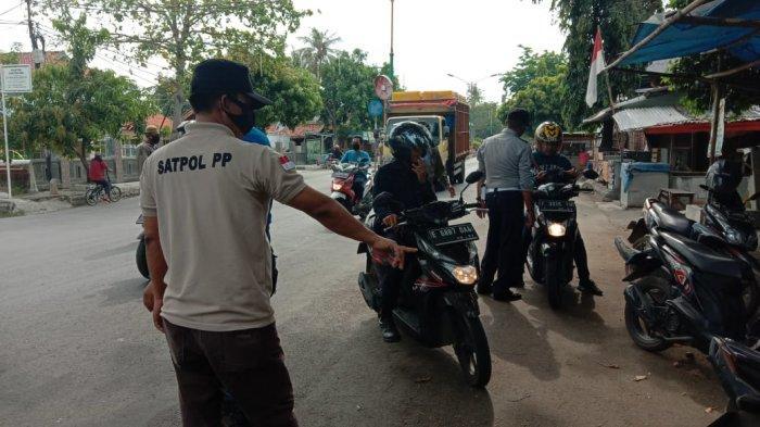 93 Orang Pelanggar Protokol Kesehatan Ditindak di Kota Cimahi