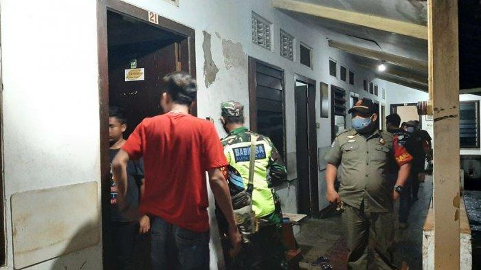 Razia Pekat di Hotel Melati di Cirebon, Ada Wanita Teriak, Sang Pria 'Maaf Pak Adik Saya Kesurupan'