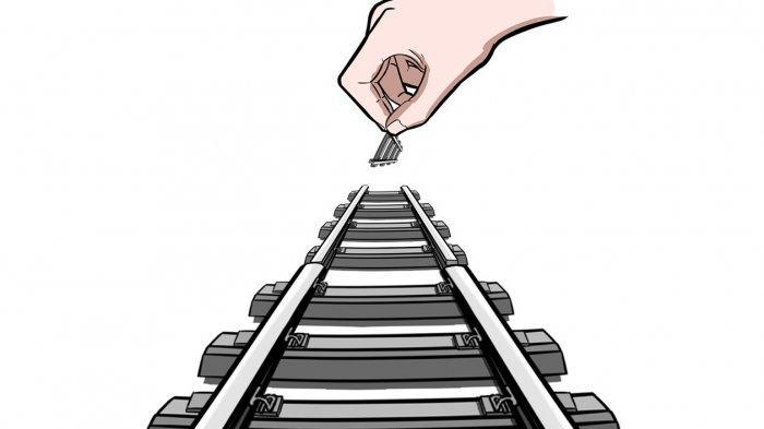 Reaktivasi Jalur KA Cianjur-Ciranjang Telah Selesai dan Beroperasi, Harga Tiket Tetap Rp 3000