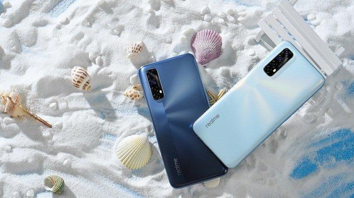 Daftar Harga HP Realme Update Awal Desember 2020, Ada Realme Narzo 20 Series hingga Realme 7 Series