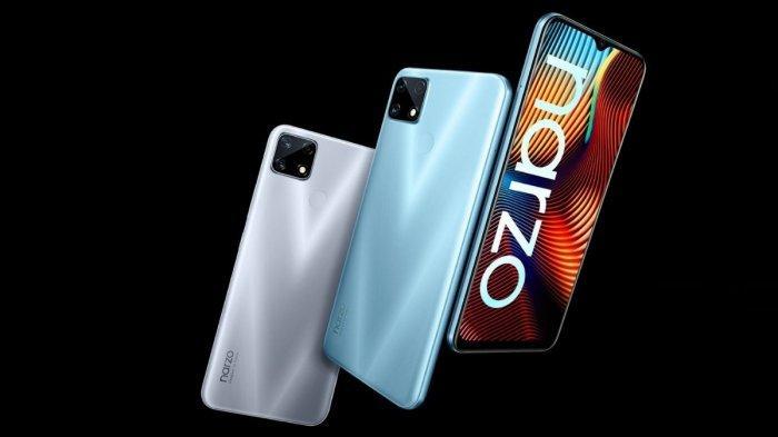 Mau Beli HP Realme? Simak Dulu Daftar Harganya, Update Desember 2020, Terbaru Realme Narzo 20 Series
