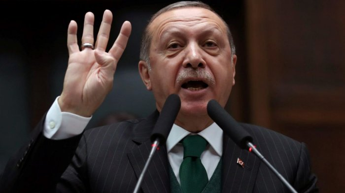 Recep Tayyip Erdogan Sebut Israel sebagai Negara Teroris
