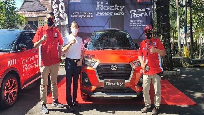 Ikut Test Drive Daihatsu Rocky di Bandung, Begini Pengalaman Komunitas Tibra