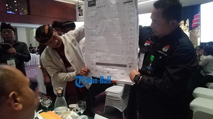 Jokowi - Maruf Amin Menang Telak di Bali, Perolehan Prabowo Tidak Sampai 10 Persen