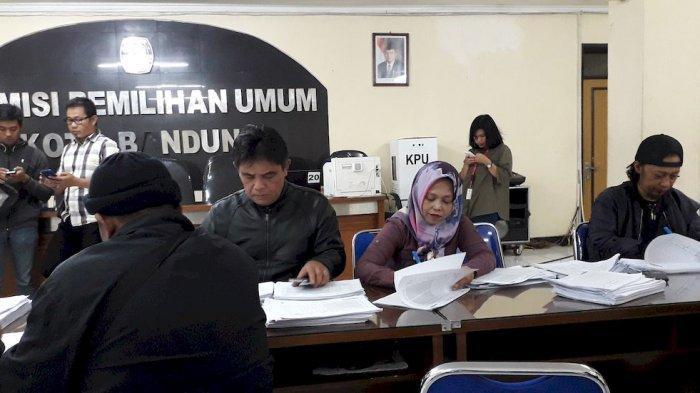 Rekapitulasi KPU Kota Bandung Kondusif, Prabowo Dapat Suara 867.945, Berapa Jokowi?